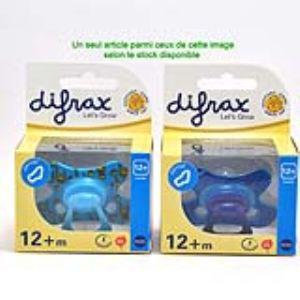 Difrax Sucette physiologique Dental (12-18 mois)
