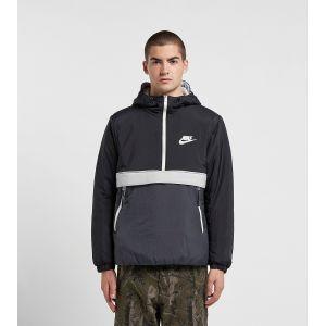 Nike Sportswear coupe-vent Hommes noir gris T. L