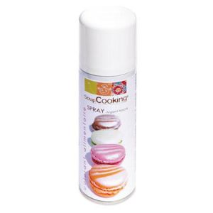 Scrapcooking Spray colorant alimentaire argent