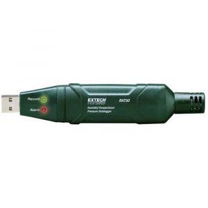 Extech Enregistreur de données multifonctions RHT50 Unité de mesure température, pression atmosphérique, humidité de l'a