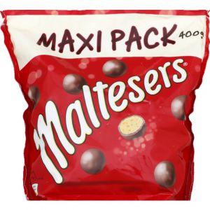 Maltesers Un coeur malté et croustillant enrobé d'un chocolat au lait onctueux, sans colorants, ni arômes artificiels