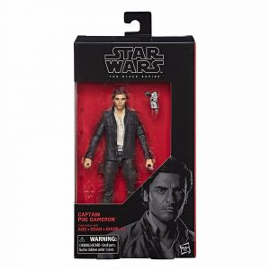 Hasbro Star Wars Episode VIII Black Series - Poe Dameron 15 cm