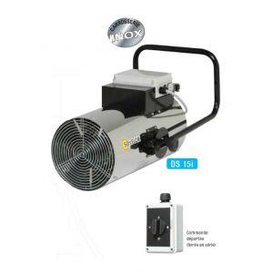 Sovelor Chauffage air pulsé suspendu électrique inox 380V~3 50 Hz 15 kW DS15I