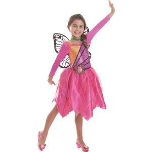 Déguisement Barbie Mariposa premium (5-7 ans)