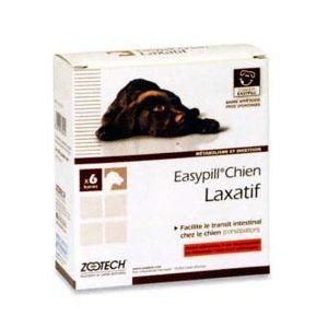 Zootech Easypill Chien : Laxatif