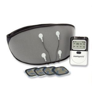 Maniquick Therapy Quick - Ceinture dos anti douleurs