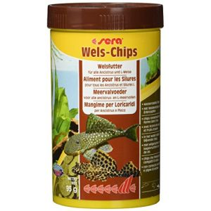 Sera Nourriture pour poissons Wels Chips