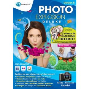 Photo Explosion Deluxe version 5 [Windows]
