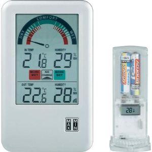 TFA Dostmann Bel-Air (30-3045.IT) - Thermomètre et hygromètre avec émetteur extérieur