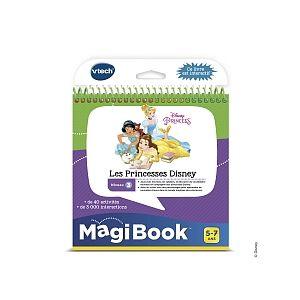 Vtech Magibook - Les Princesses Disney
