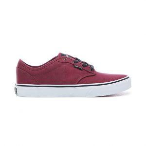 Vans Chaussures Junior Atwood (oxblood/black) Enfant Rouge, Taille 33