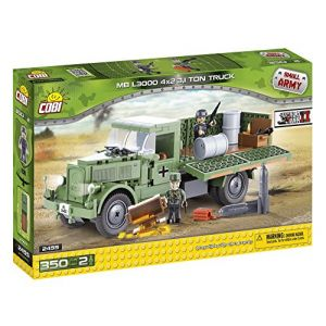 Cobi 2455 - Camion Small Army WWII - MB L3000 4x2 3,1 Ton Truck
