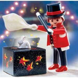 Playmobil Special 4667 - Magicien avec boite et lapin