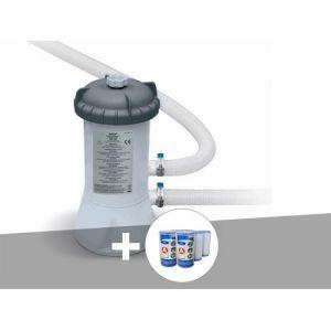 Intex Epurateur à cartouche 3,8 m³/h + 6 cartouches A