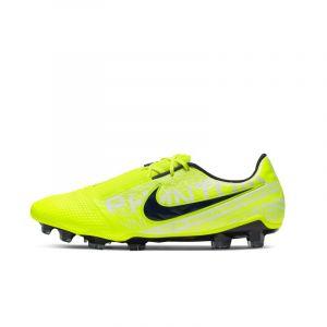 Nike Chaussures de foot Phantom Venom Elite FG jaune - Taille 39,40,42,45,38 1/2,44 1/2