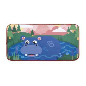 Fisher-Price Tapis de Sol Hippopotame Pour enfant - 45x75 cm