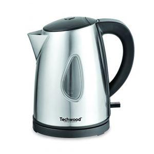 Techwood TBI-1020 - Bouilloire électrique sans fil 1 L