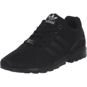 Adidas ZX Flux J, Chaussures de Fitness Mixte Adulte, Noir (Negbas/Negbas/Negbas 000), 39 1/3 EU
