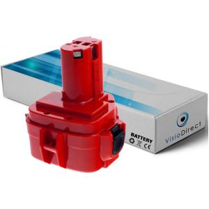 Makita Batterie pour UC120DW tronçonneuse sans fil 3000mAh 12V