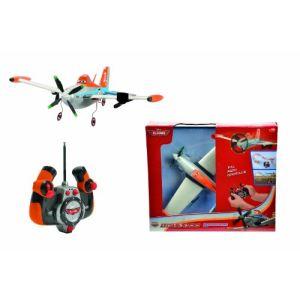 Dickie Toys Avion radiocommandé Disney Planes Flying Dusty 1:20
