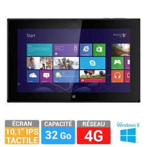 "Nokia Lumia 2520 32 Go - Tablette tactile 10.1"" sous Windows 8 RT"