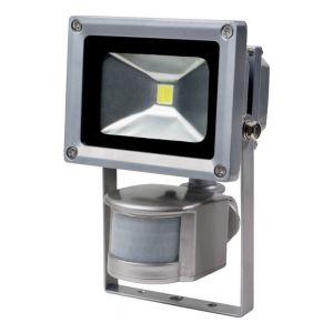 AS Schwabe As-Schwabe 46977 Spot LED 10w alimenté par énergie solaire Avec détecteur de mouvement