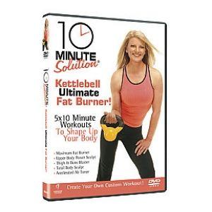 10 Minute Solution : Kettleball