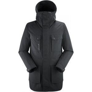 Lafuma Lapland 3In1 Loft Parka M Veste 3 en 1 Homme, Black-Noir, FR : 2XL (Taille Fabricant : XXL)