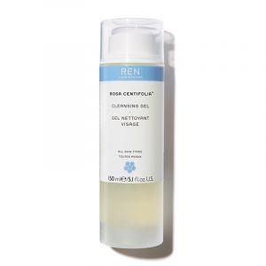 REN Rosa Centifolia - Gel nettoyant visage 150 ml