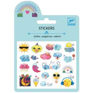 Image de Djeco Minis stickers Météo