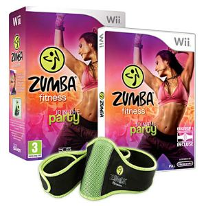 Zumba Fitness : Join the Party + Ceinture [Wii]