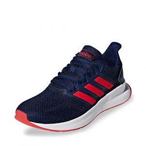 Adidas Chaussures enfant RUNFALCON K bleu - Taille 36,38,28,29,30,31,32,33,34,35,36 2/3,37 1/3,38 2/3,39 1/3