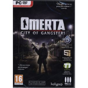 Omerta : City of Gangsters [PC]