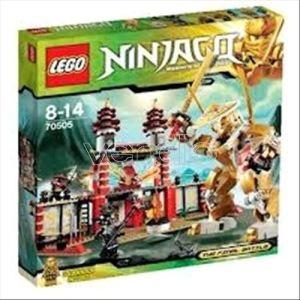 Lego 70505 - Ninjago : Le temple de la lumière