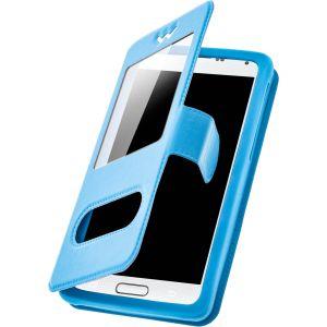 Avizar FOLIO-TOWIND-UNIV-TK-I9100 - Etuis universel double fenêtre pour HTC HD7