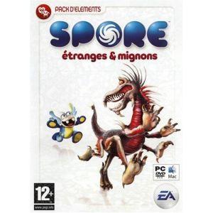 Spore : Pack d'Eléments Etranges & Mignons [PC]