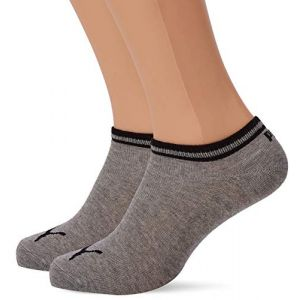 Puma Chaussettes -underwear Heritage Sneaker 2 Pack - Grey - EU 39-42
