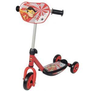Moov'ngo Trottinette 3 roues garçon