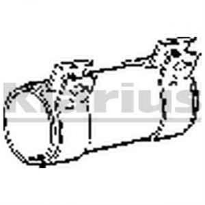 Klarius Manchon échappement 430046