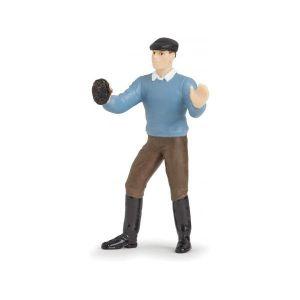 Papo Figurine palefrenier - Mixte