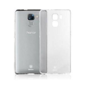 CaseInk Coque Gel En Silicone Transparent Pour Huawei Honor 7 - Neuf