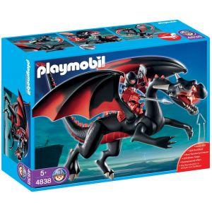 Playmobil 4838 - Dragon avec flamme lumineuse