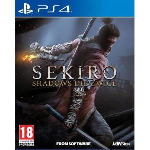 Sekiro Shadows Die Twice [PS4]