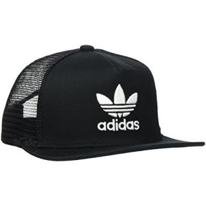 Adidas Trefoil Casquette Mixte Adulte, Noir, FR : OSFW (Taille Fabricant : OSFW)