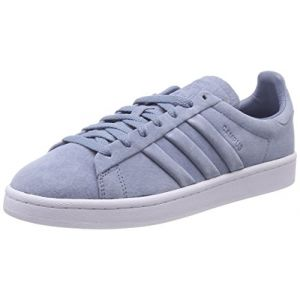Adidas Campus Stitch And Turn Bleu Baskets/Tennis Homme