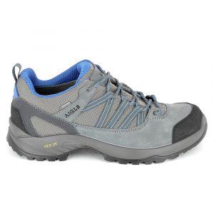 Aigle Chaussure de marcherando trail oteren low gtx gris 45