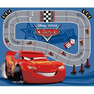 Cars - Tapis circuit de course (100 x 120 cm)