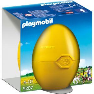 Playmobil 9207 Figurine surprise Vétérinaire avec Poulain
