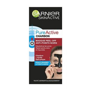 Garnier Skinactive PureActive Masque peel-off anti-points noirs