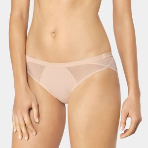 Image de Sloggi S Symmetry Low Rise Cheeky, Shorties Femme, Rose (Puff Pink 00dm), 38 (Taille Fabricant: 36)